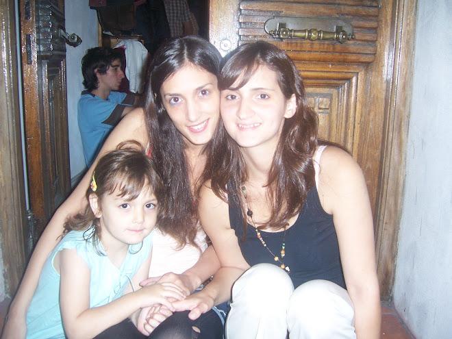 Prima Bel y Sobrina Azulita