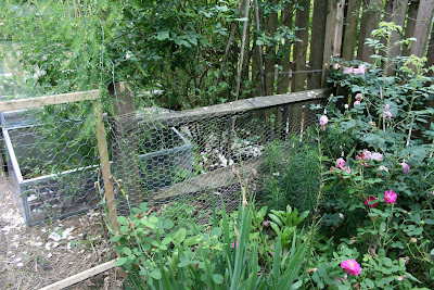 Heirloom Gardener How To Protect The Vegetable Garden From The Groundhog Part 2 Adding