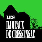 les hameaux de Cressensac