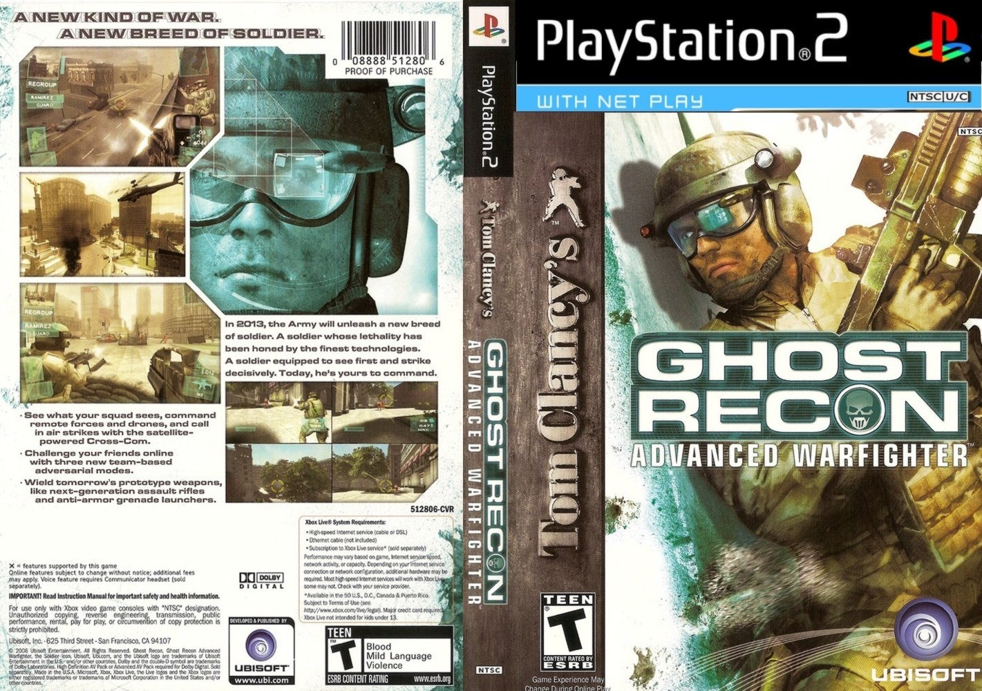 ghost recon jeu playstation - photo #9