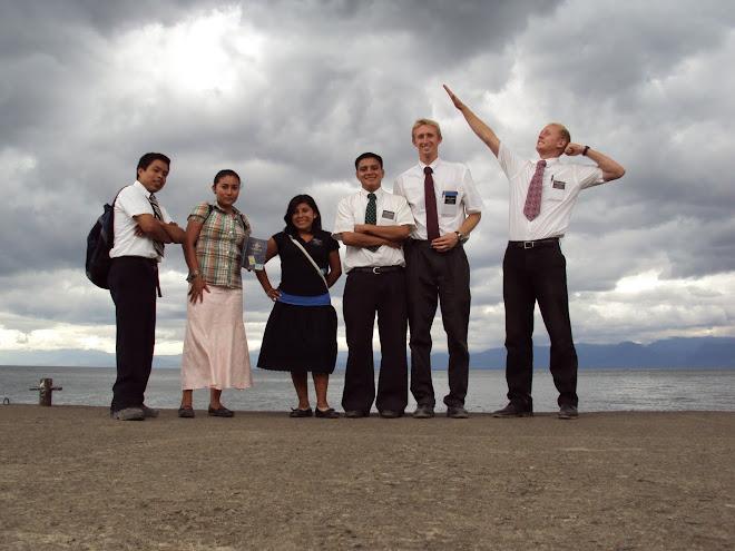 Super Missionaries