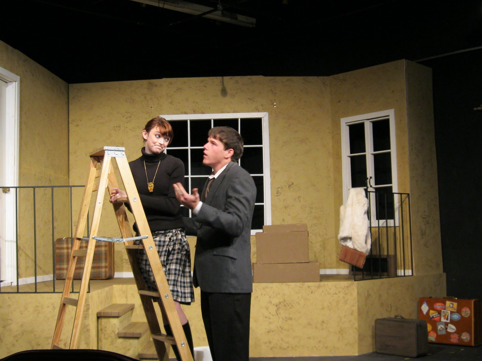 """barefoot in the park character summary The objective characters attain love and happiness paul and corie's  """"barefoot  in the park"""" is a study of why and how fixed attitudes (especially in a marriage)."""
