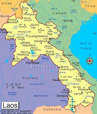The Best of Asia Vientiane Laos