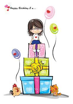 思源插图~祝你生日快乐哟^^