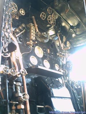 La cabina de la Mikado, ¿a quien no le gustaria llevar una?