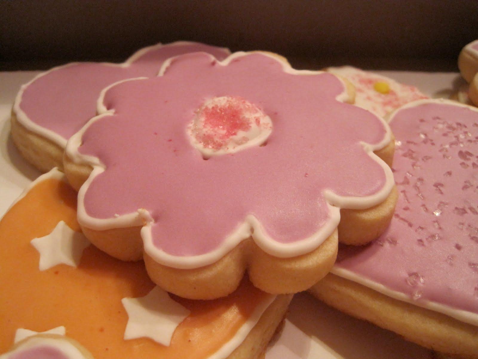 Naturally Colored Sugar Cookies | Sarah Kate\'s Bakery