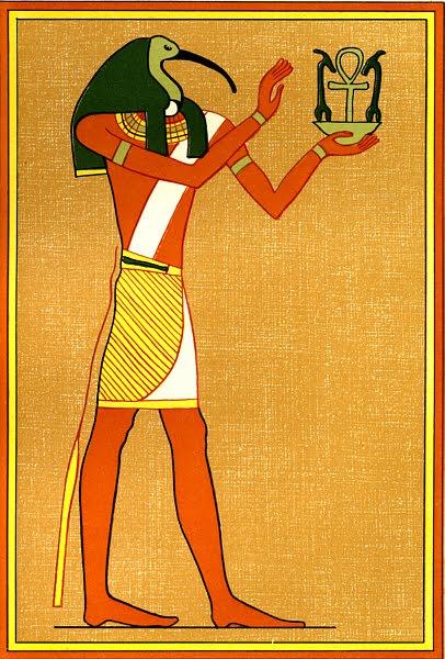 La sabiduría de Thoth el Atlante