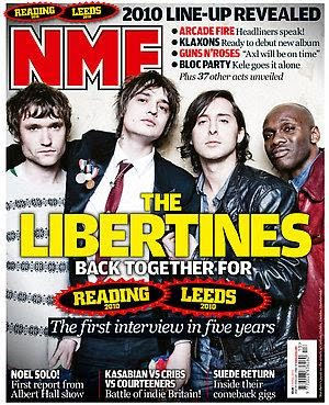 The libertines reunited!!!
