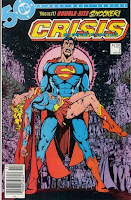 A morte da Supergirl: inesperada, surpreendente, dramática!
