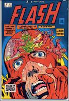 Flash, da série Invictus - essa série foi difícil de completar!