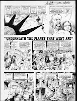 Mad - parodie de la Planète des Singes - page4