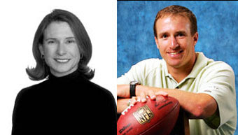 Mina Brees Chicksports Drew Brees Mother