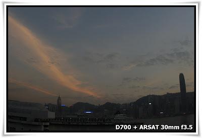 日落中港城