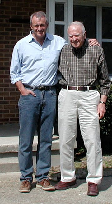 Carter Sr. and Jr. Biloxi Mississippi 2005