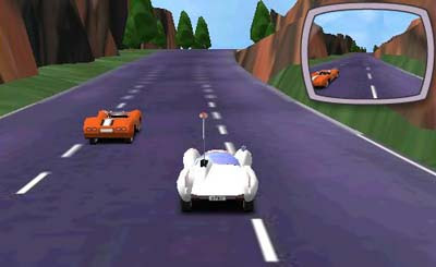 Speed Racer - The Great Plan [PC][Portable][23.1Mb]