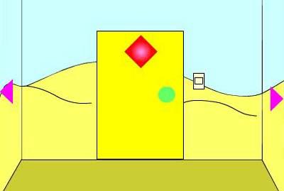 Escape of Yellow Door