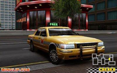 Cab Rider
