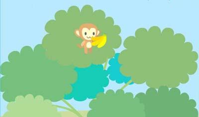Monkey Climbs