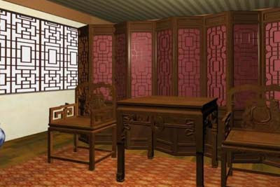 Escape Ancient China Room