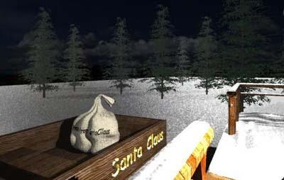 Escape of Santa Claus 3