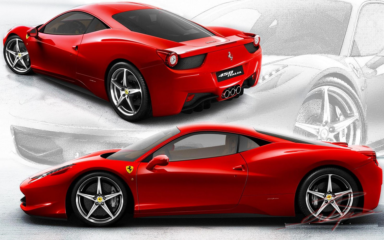 best wallpapers ferrari 458 italy wallpapers. Black Bedroom Furniture Sets. Home Design Ideas