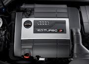 Audi S3 Engine Wallpaper