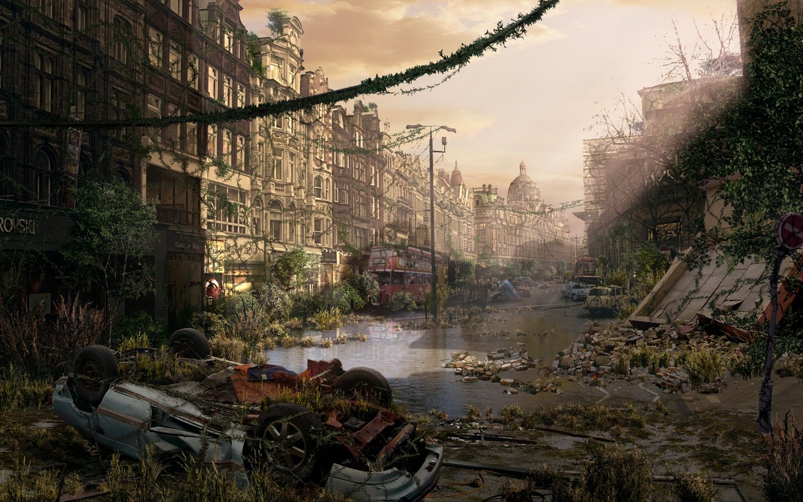 Mp off grid living post apocalyptic city views madison - Intire decrution ...