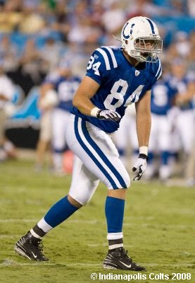 Tamme Jacob Tamme emerging in Year 2 with Indianapolis Colts