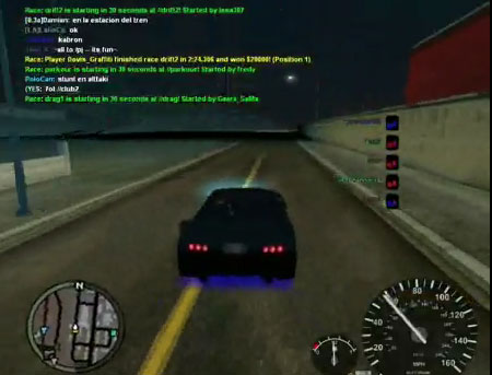 Egta Games Gta San Andreas Game Car Neon Mod