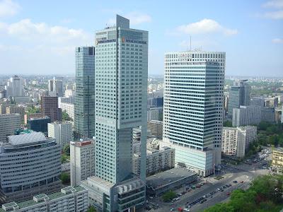 Warsaw Skyscaper