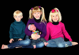 First Professional Picture of all 4 kids.