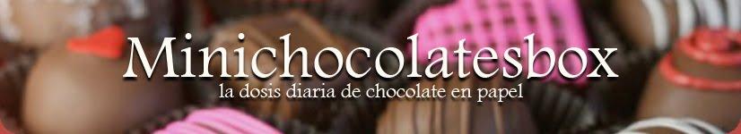 minichocolatesbox- La dosis diaria de chocolate en papel-