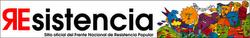 Frente Nacional de Resistencia Popular - Sitio Oficial