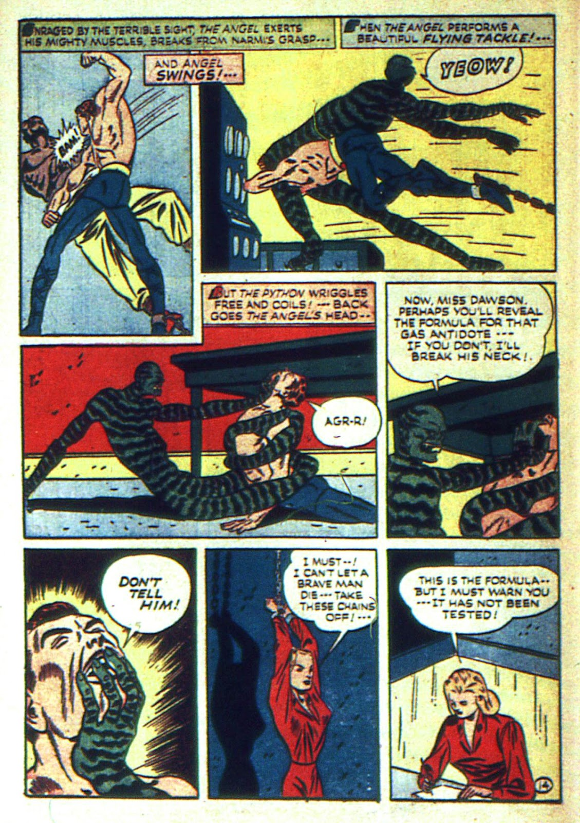 Sub-Mariner Comics Issue #2 #2 - English 60