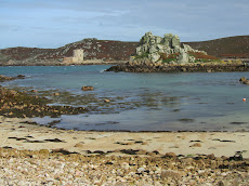 Looking across to Tresco