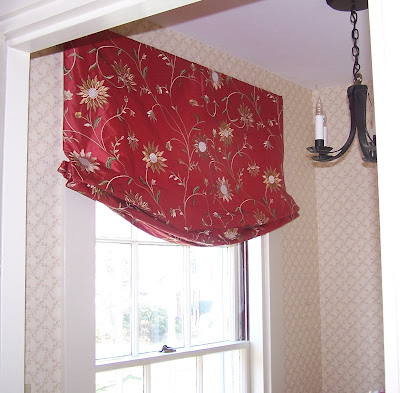 What Have They Done To Shade >> A Seat At The Window Relaxed Roman Shades