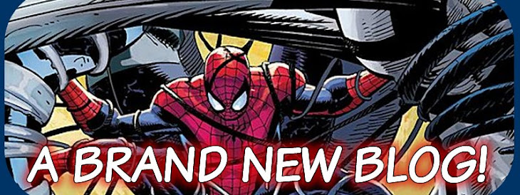 Spidey's Brand New Blog