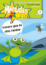 Editamos la gua de ocio infantil MENUDAS IDEAS