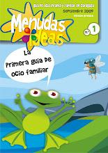 Editamos la guía de ocio infantil MENUDAS IDEAS