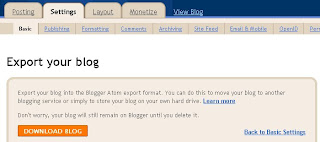 Download Blog Button