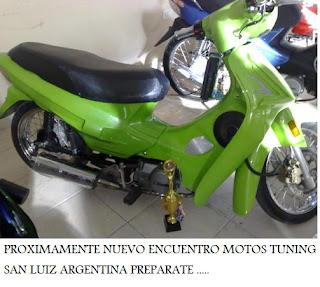 PROXIMO EVENTO MOTOS TUNING PREPARATE NO T LA PIERDAS
