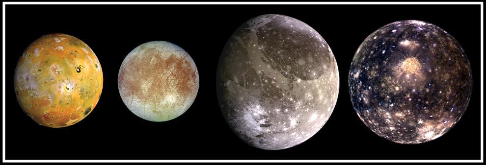 Space: Moons of JupiterTwelve new moons of jupiter were ...