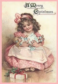 These lovely vintage images are from Lynn at teacupstitches blog, click on image to see her blog.