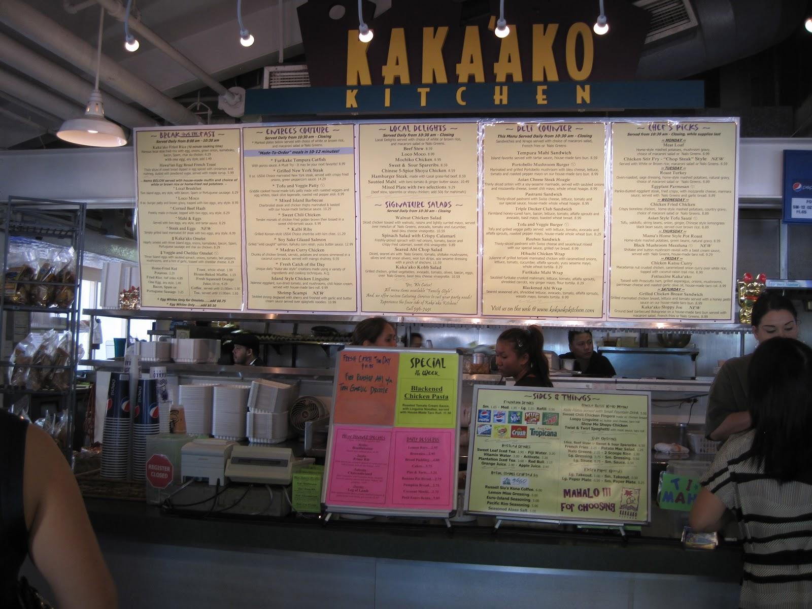 Hawaii Wedding (and Everything to Do Afterwards): Good Eats: Kaka ...