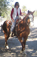 Enjoying My Horse, Hershey