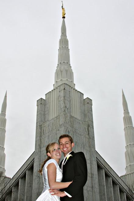 Kim and Cameron