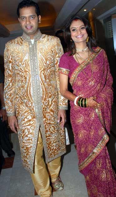 Bollywood Celebrity Weddings Rahul Mahajan Wedding To Dimpy Ganguly