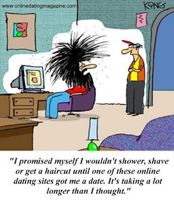 Jokes dating online