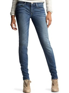 Always skinny mid-rise jeans