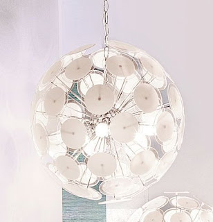 Modern Suspended Lamp